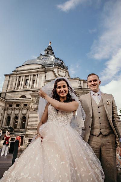 Robert & Viktoriia's Wedding