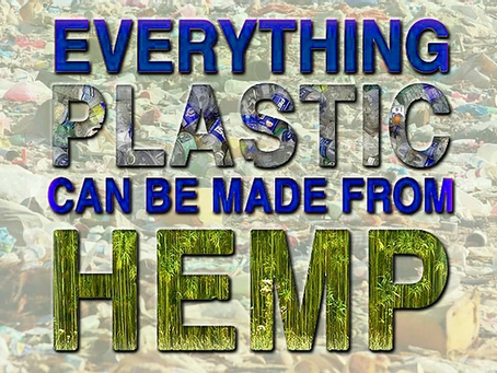 Hemp against Plastic