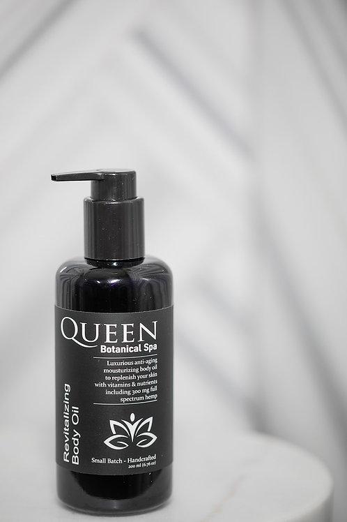 Queen Botanical Spa Body Oil