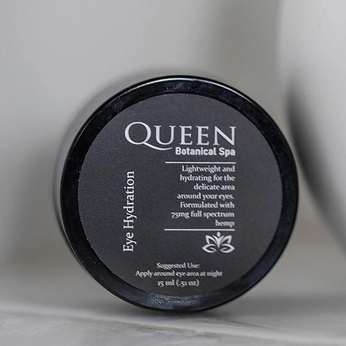 Queen Vegan Eye Hydration 750mg CBD - 15ml (1/2 oz)