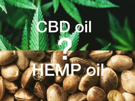 Are CBD Oil and Hemp Oil the Same?