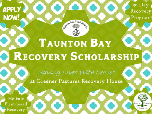 Taunton Bay Recovery Scholarship