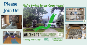 Open House Invite