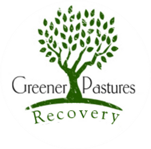 Greener Pastures Recovery logo