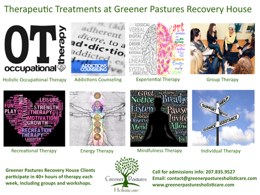 More Than Dabs: Addiction Treatment Modalities at Greener Pastures Recovery