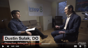 Dr. Dustin Sulak, DO Dr. Sanjay Gupta
