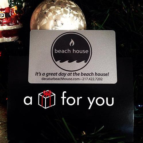 Beach House Gift Cards