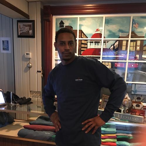 Beach House Long Sleeve Shirt
