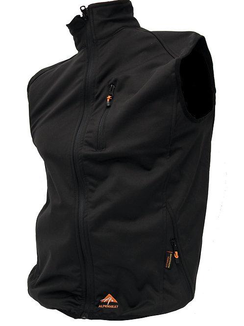 Fire-Softshell vest