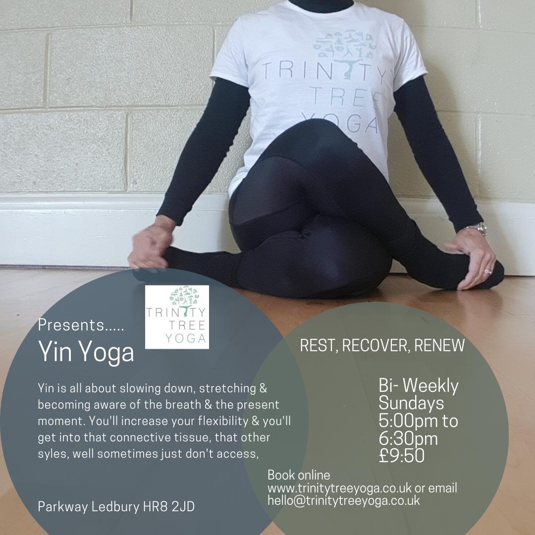 90 min YIN Yoga