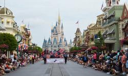 Patriot  Disney Trip 2016