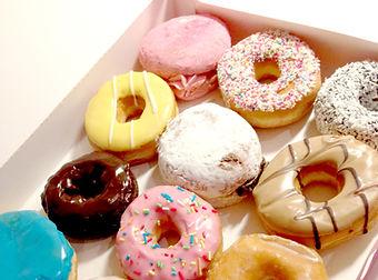 Donuts Fernando de Noronha