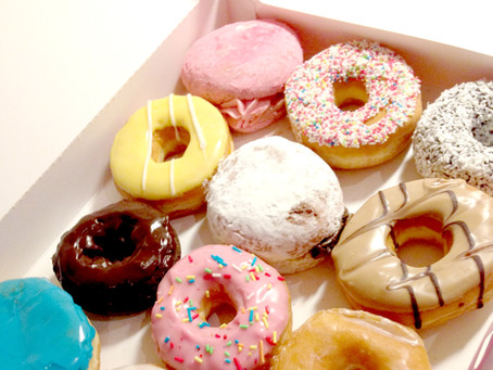 NATIONAL DOUGHNUT DAY - Friday, June 5, 2020