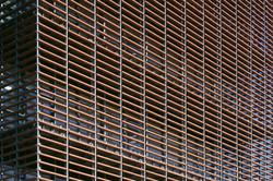 Terra Cotta Güneş Kırıcı Baguette