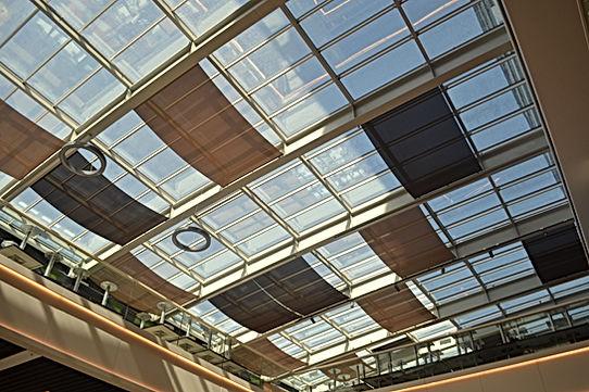 Winter garden perde, kış bahçe perde,tavan perdesi,skylight perde, tavan zip perde