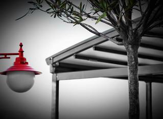 Tonozlu Pergola / Motorlu Katlanır Oval Tente