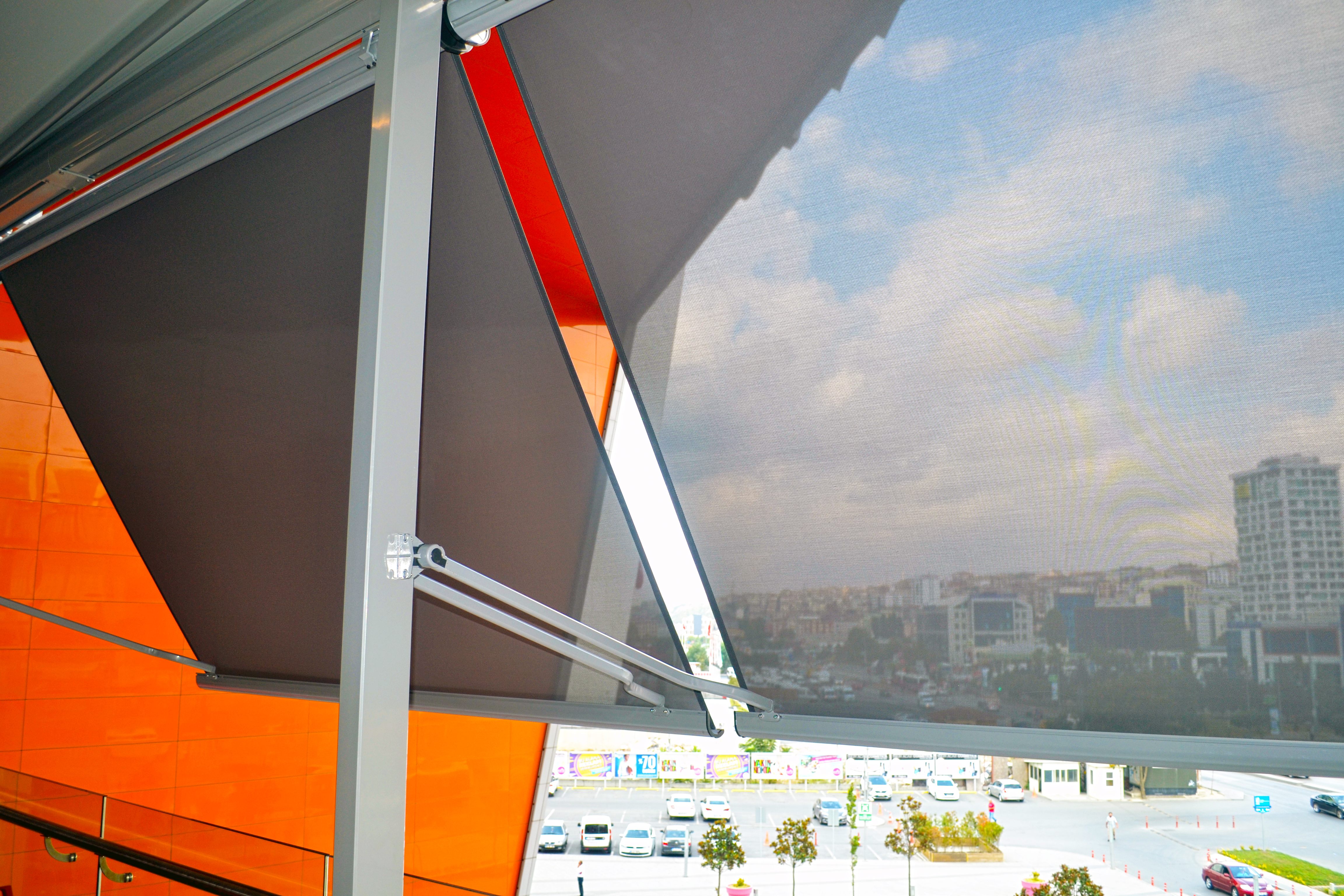 Patio Awning _ Balkon Tentesi