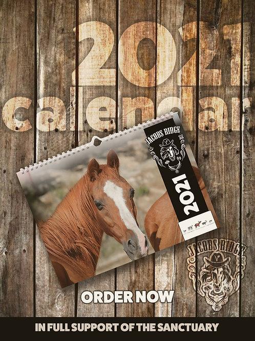 Jacobs Ridge 2021 Calendar