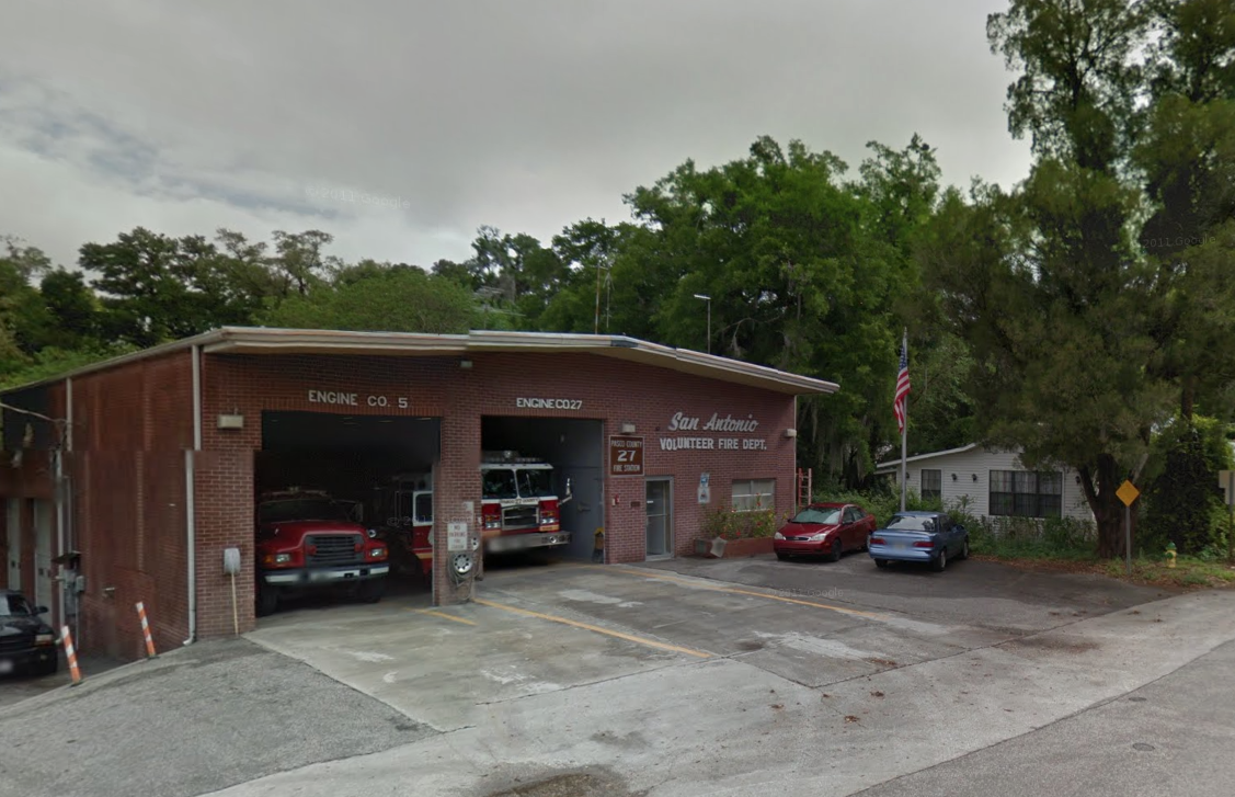 San Antonio Fire Station