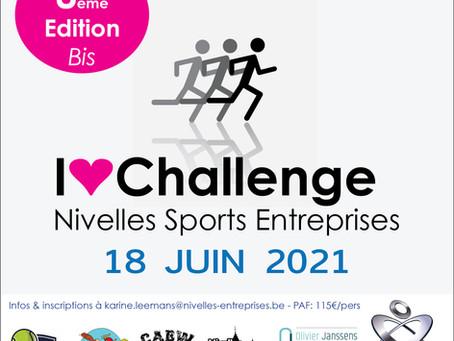 Challenge Nivelles Sports Entreprises - 8ème Edition bis