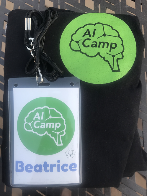 AI Camp Summer Reservation w/ $200 discount
