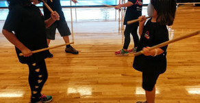 Observations on Teaching Kids Arnis