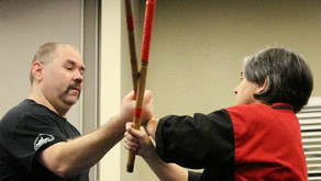 An Unexpected Benefit of the Martial Arts