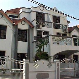 Luxurious Three-Storey Semi Detached Houses