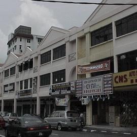 Shophouses Sungai Dua