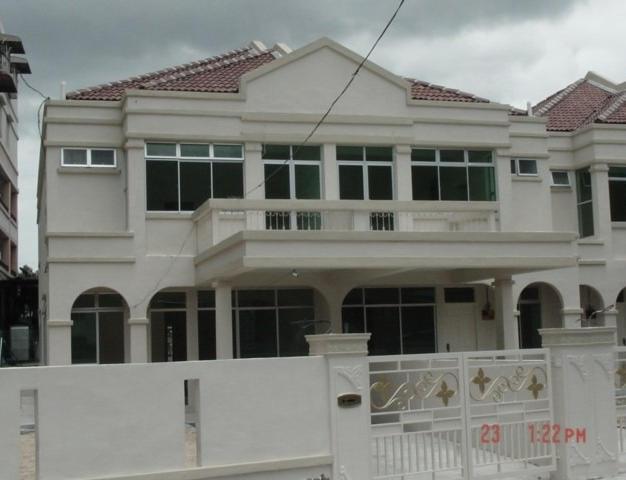 Abdullah Ariff Terrace Houses