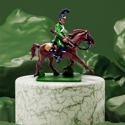 Dragón Escolta 1821