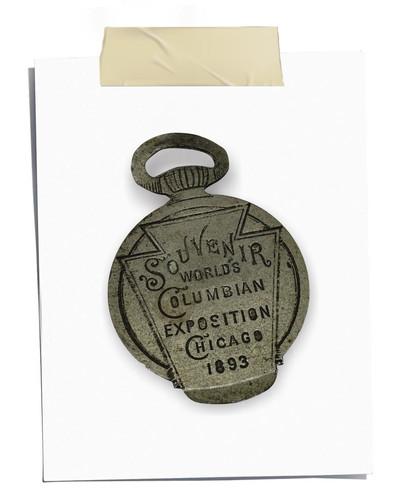 Medalla Souvenir 1893