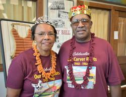 Mr & Mrs Leroy Jones