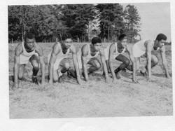 1956-57 Track Team