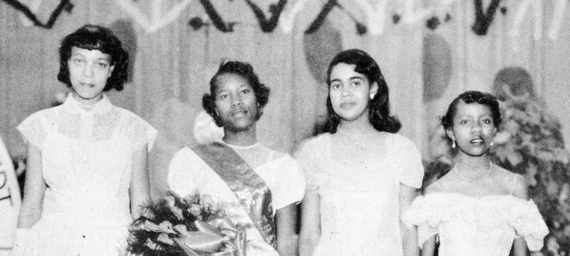 Miss Homecoming-1952