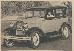 Her Green Model A