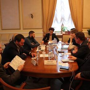 Установочное заседание Комитета по финансам