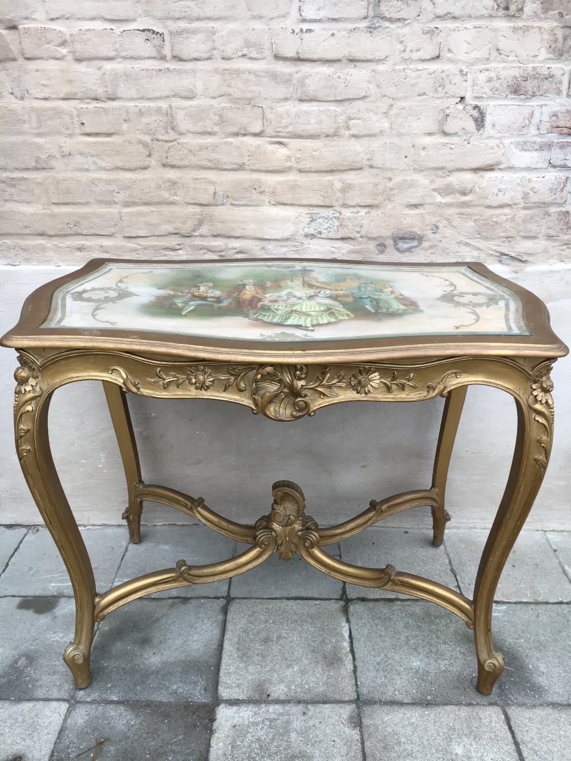 louis xv table