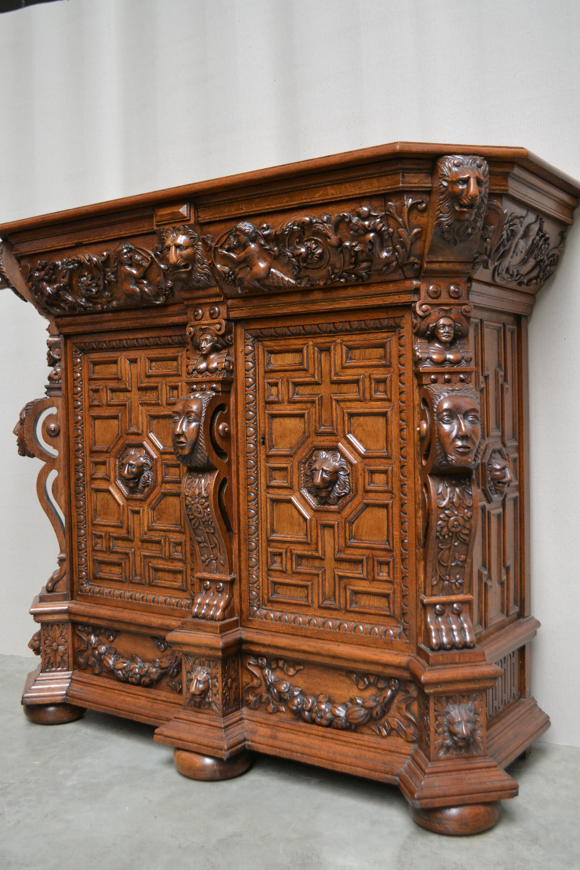 neo renaissance cabinet