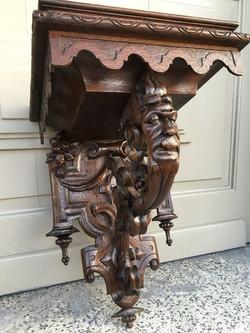 antique renaissance console