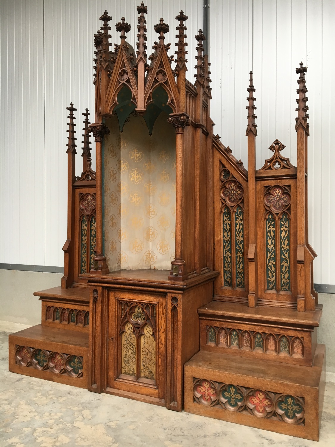Antique Altar