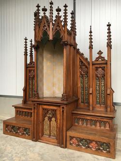 Antique Altar