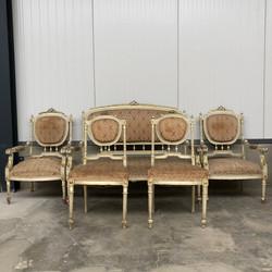 Louis XVI Salon Set