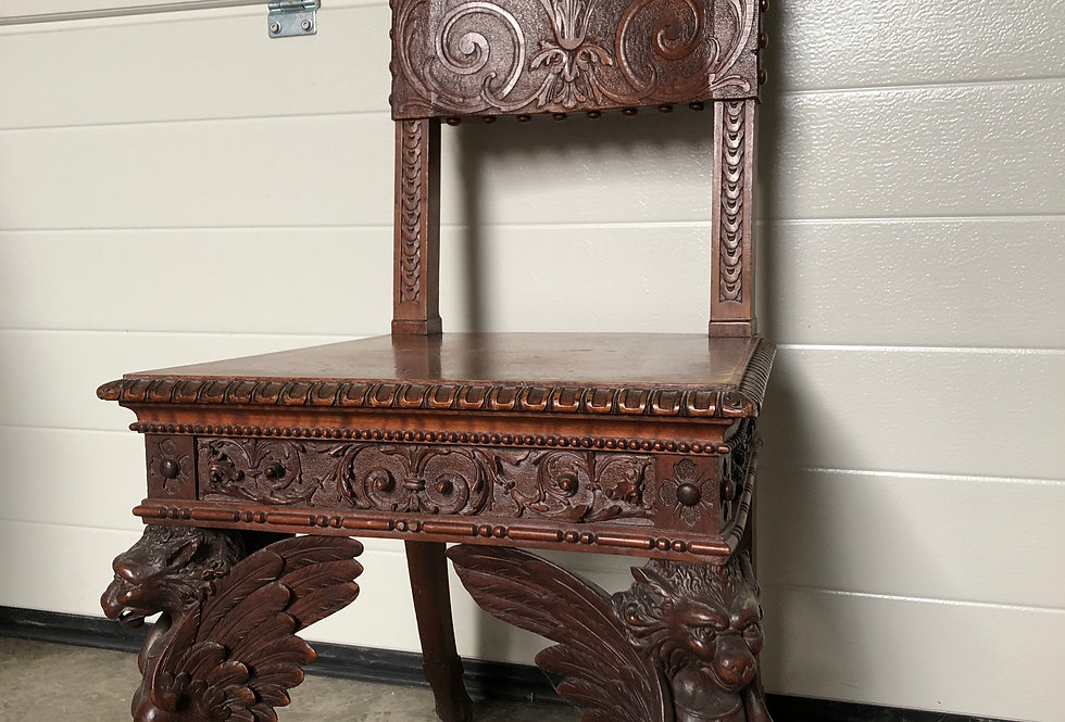 Neo Renaissance Chair