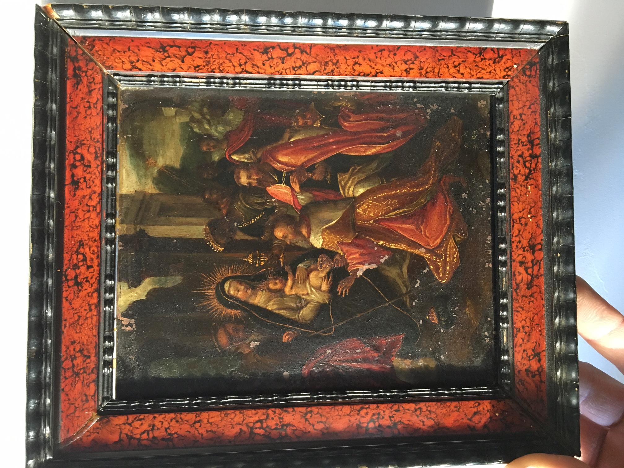 Frans Francken Painting