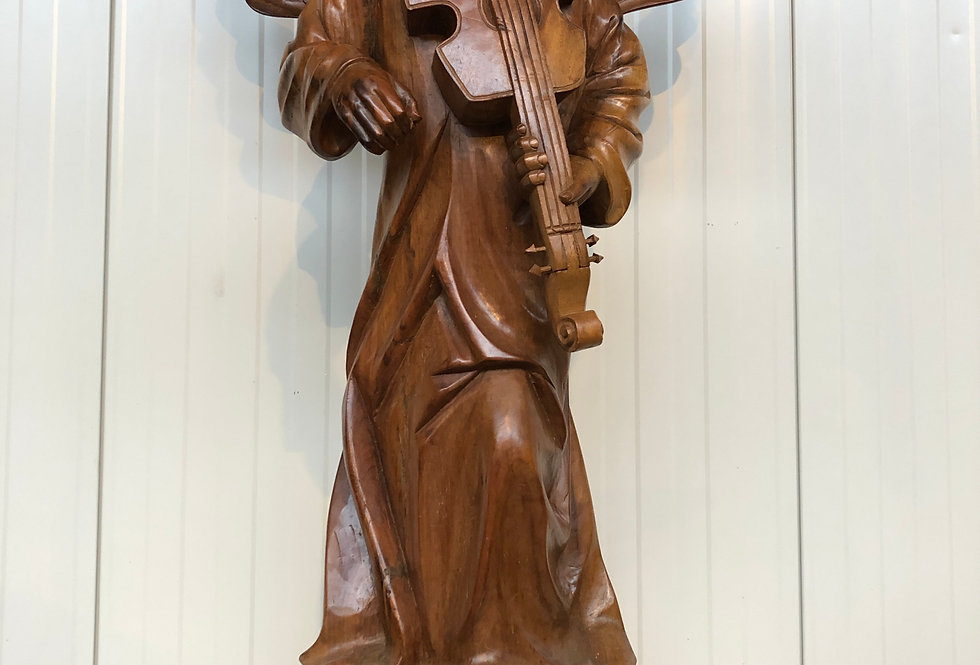 Large Angel Carved in wood