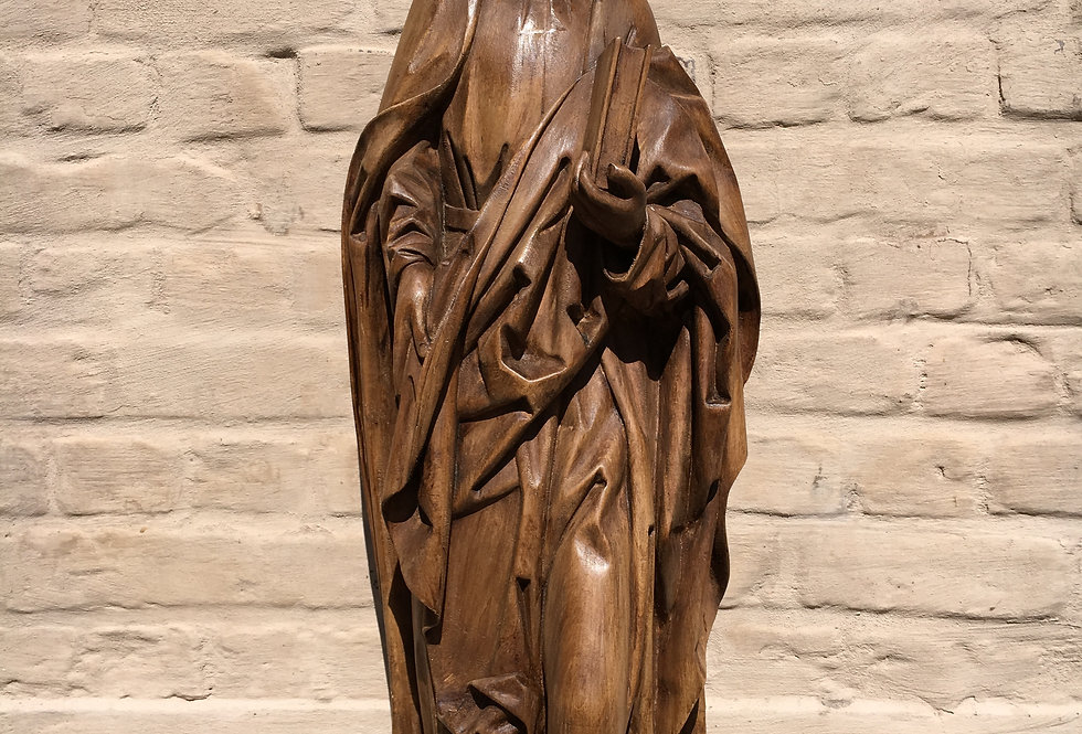 Saint John Statue in wood