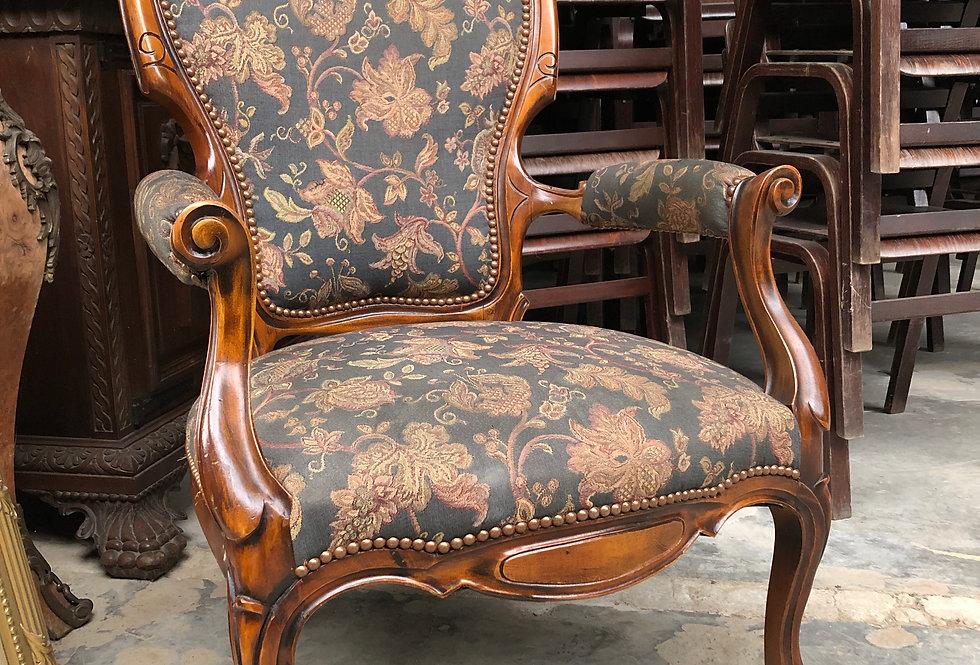 Antique Biedemeyer Armchair