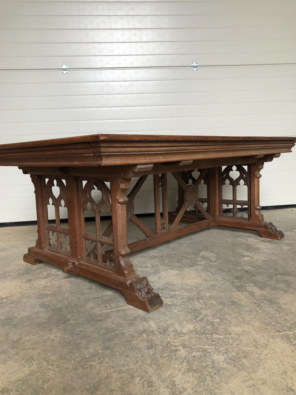 antique gothic table