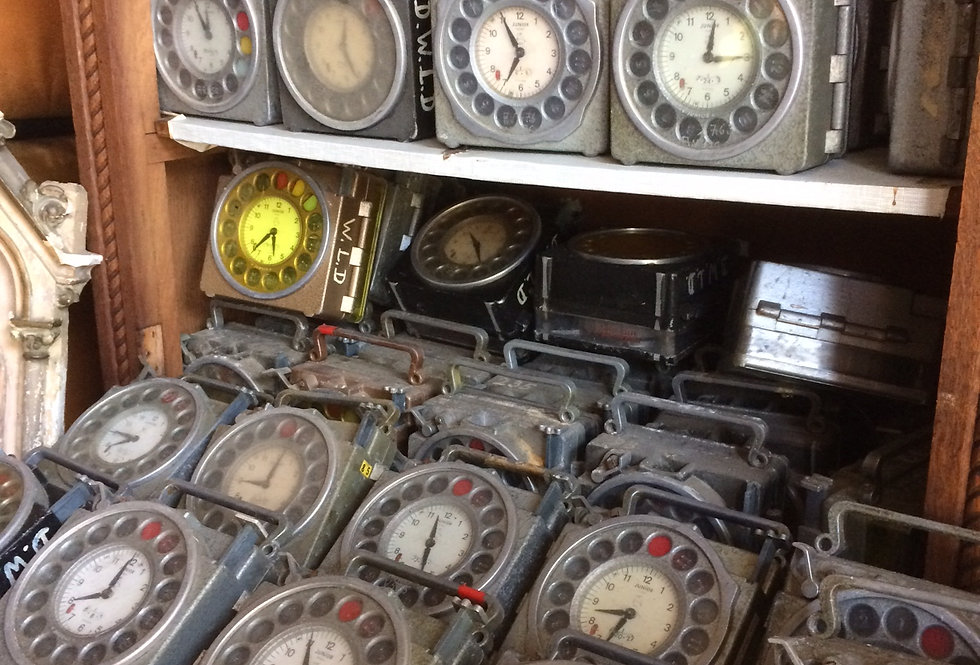 Pigeon clocks for Sale